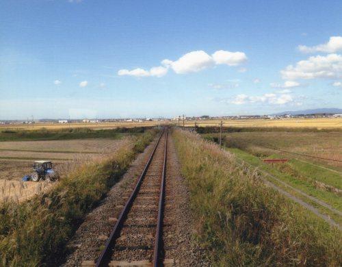津軽鉄道線路